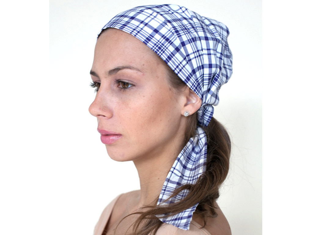 Like wearing Head Scarves? Learn to tie them here